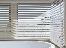 Kwikfynd Fauxwood Blinds katanning